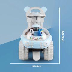 Antemergator masinuta Ferma Animalelor – culoarea albastru