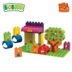 Cuburi din plastic vegetal Biba Market stall BB-0014