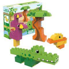 Cuburi din plastic vegetal Lagoon BB-0107