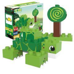 Cuburi din plastic vegetal Swamp BB-0104