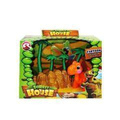 Ferma animalelor Dino – culoare portocaliu