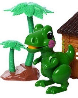 Ferma animalelor Dino – culoare verde