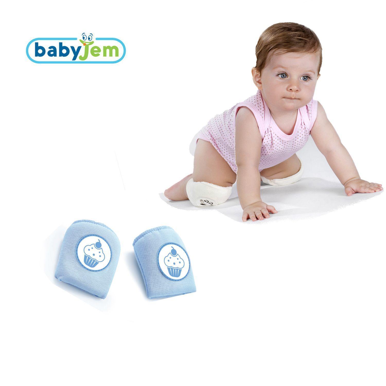 Genunchere pentru bebelusi – culoarea albastru