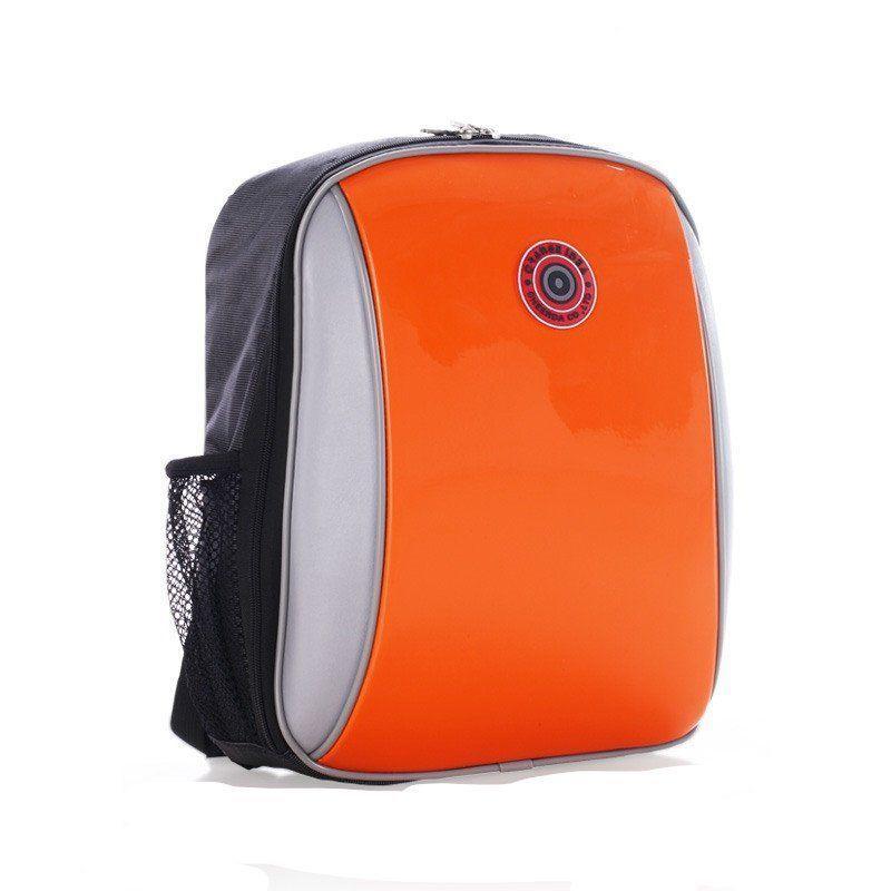 Ghiozdan Orange Idea – culoarea portocaliu