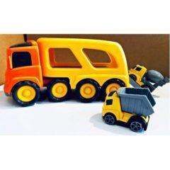 Kinotic truck cu 2 masinute