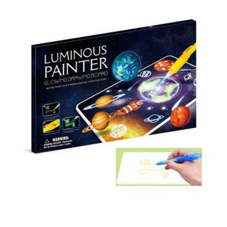 Luminous painter