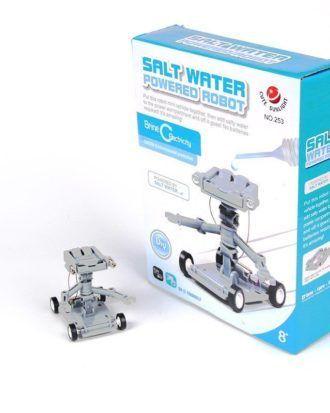 Robot Salt Water
