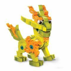 Variety 3D puzzle 57 piese – Dragonul luminii