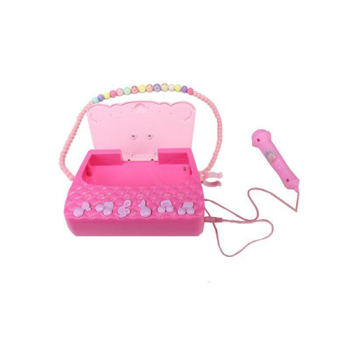 Gentuta muzicala cu microfon pentru fetite 3
