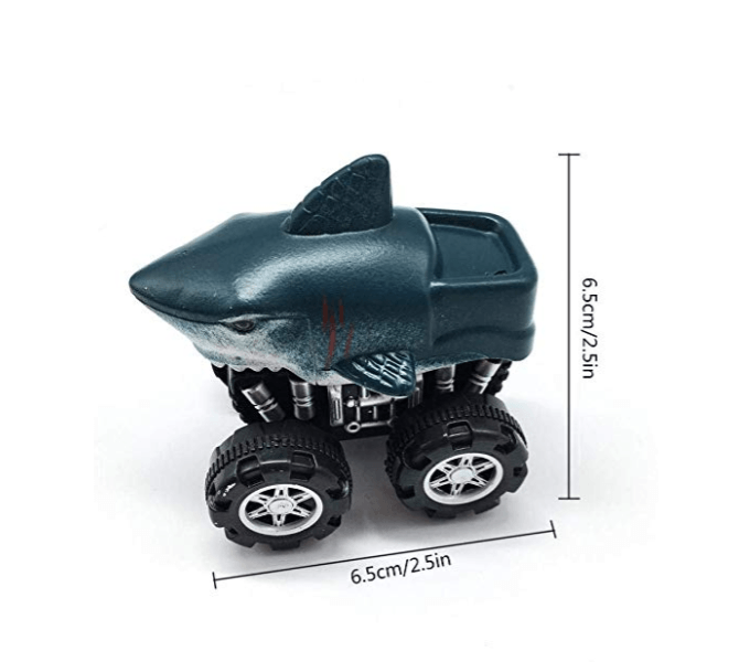 Masinuta Animal Cars 3