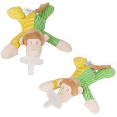 Suzeta cu animalut Jollybaby – maimutica