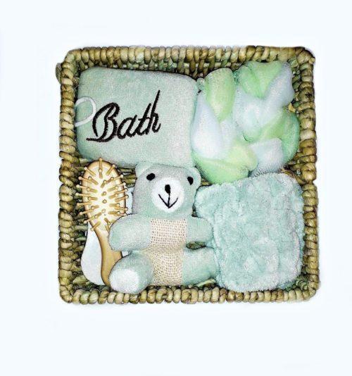 Set cadou baie | verde 1