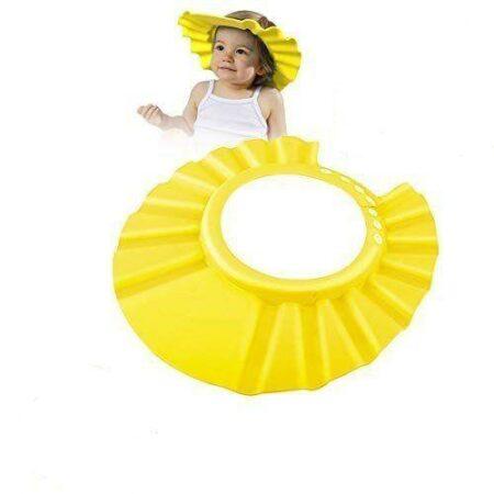 Palarie pentru baie – culoarea galben