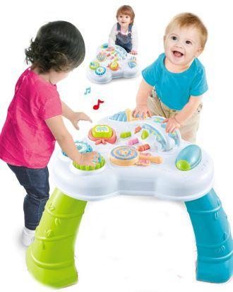 Masuta activitati Baby learning – culoarea albastru