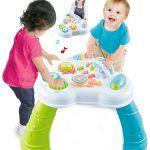 Masuta activitati Baby learning - culoarea albastru