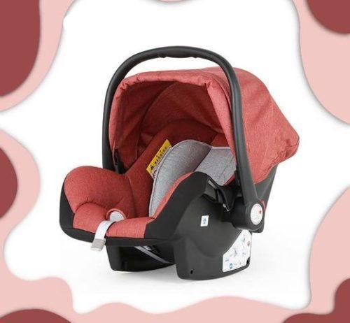 Carucior bebe 3 in 1 Belecoo | roz 7