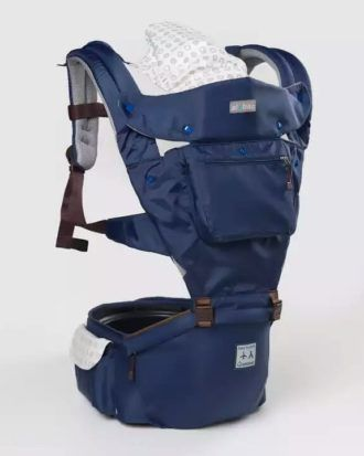 Marsupiu ergonomic Aiebao Air Motion – culoarea albastru