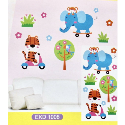 Privat: Sticker perete 3D – EKD1008