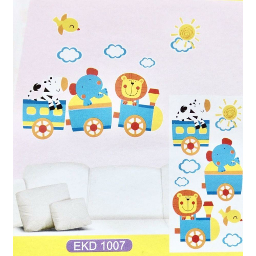Privat: Sticker perete 3D- EKD 1007