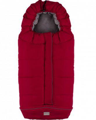 Nuvita City Junior sac de iarna - 9545 Cald si impermeabil pentru lunile racoroase. Saculet de iarna Nuvita pretabil pentru orice tip de landou, scaun auto sau carucior.