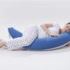 Nuvita DreamWizard perna gravide si alaptare - pink flori 7100