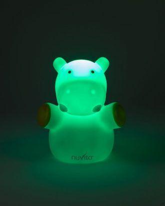 Nuvita Lampa de veghe - Hipopotam 6607