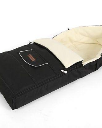 Sac de dormit universal- culoarea negru