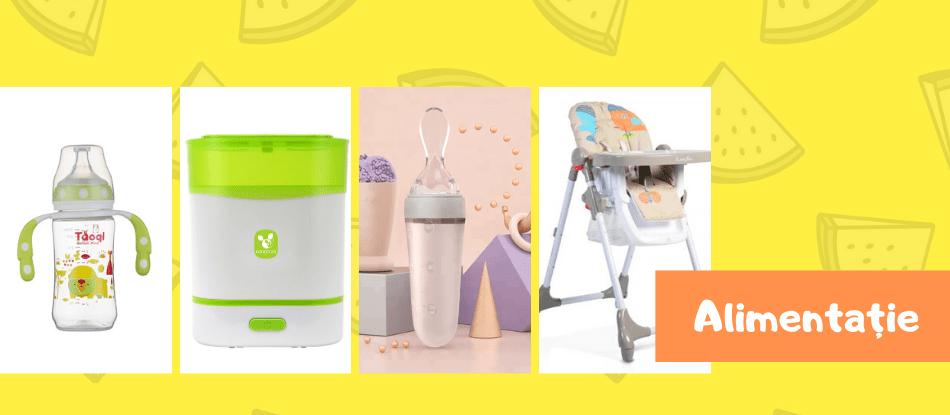 Alimentatie pentru bebe