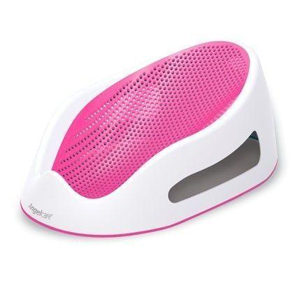 Angelcare Suport pentru baie roz