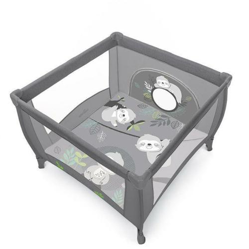 Baby Design Play tarc de joaca pliabil – 17 Graphite 2020