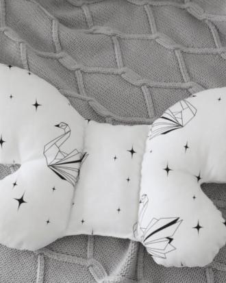Pernuta anti-șoc pentru bebelusi -Origami Swan