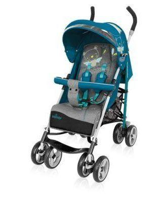 Baby Design Travel Quick 05 Turquoise 2017 – Cărucior Sport
