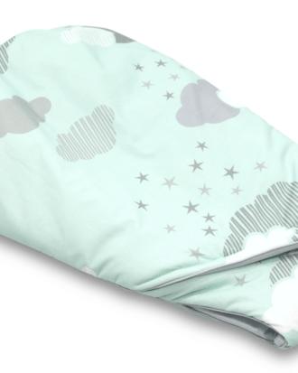 Sac de dormit bebelusi – Minty Puffs