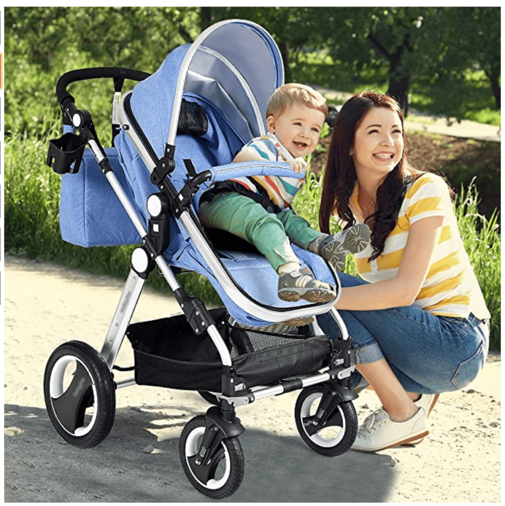 Bebe nu vrea în cărucior?? 1