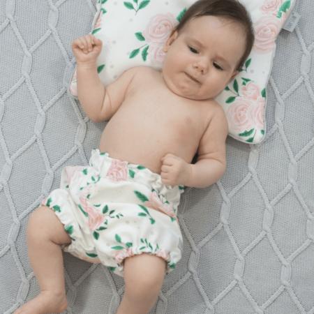 Chiloței Bebeluși Fibră de Bambus Trandafir - M 1