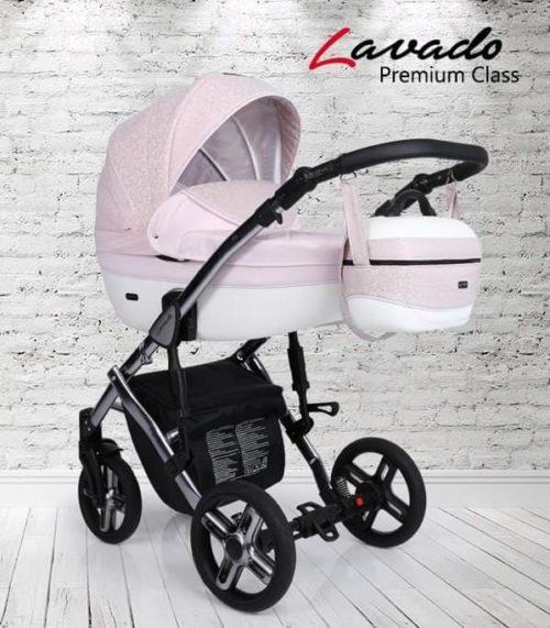 Carucior 3 in 1 Lavado Premium Class Gold   roz 14