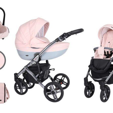 Mila Premium Class este un carucior exclusiv si modern, conceput pentru copii cu varsta intre 0 si 36 de luni.