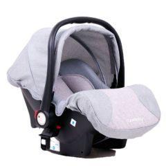 Scaun auto 0-13 kg Cynebaby-culoarea gri