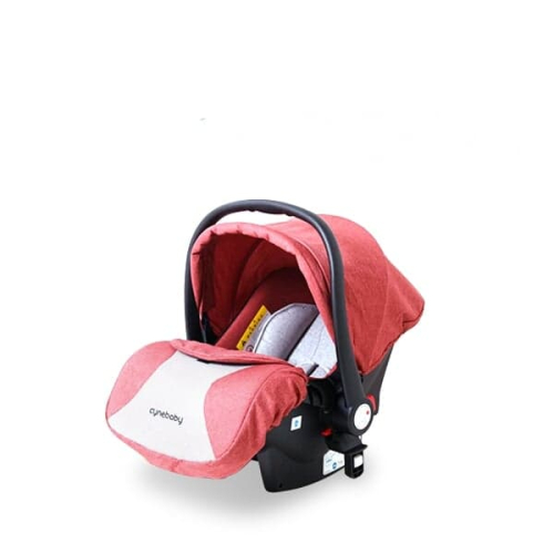 Scaun auto 0-13 kg Cynebaby-culoarea rosu