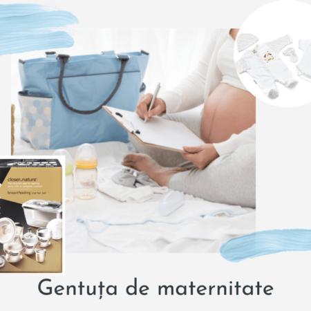 Gentuța de maternitate