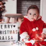 Primul Crăciun cu bebe 7