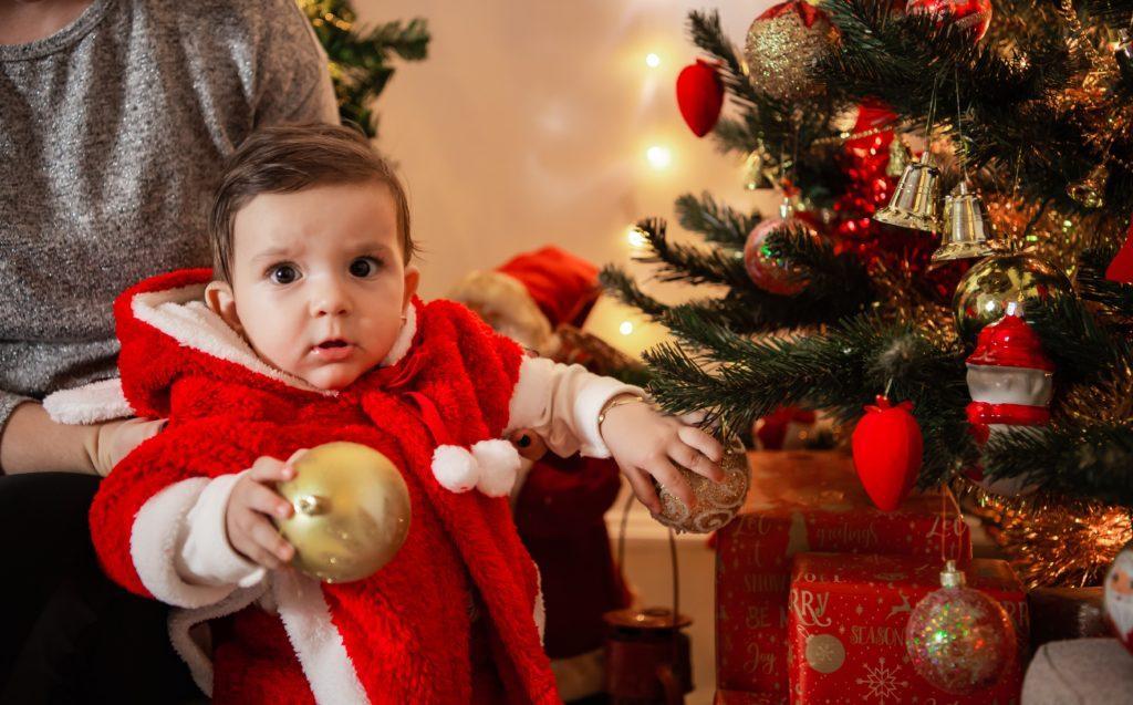 Primul Crăciun cu bebe 1