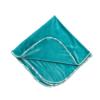Păturică dublă bebeluși   Catifea Turquoise 4