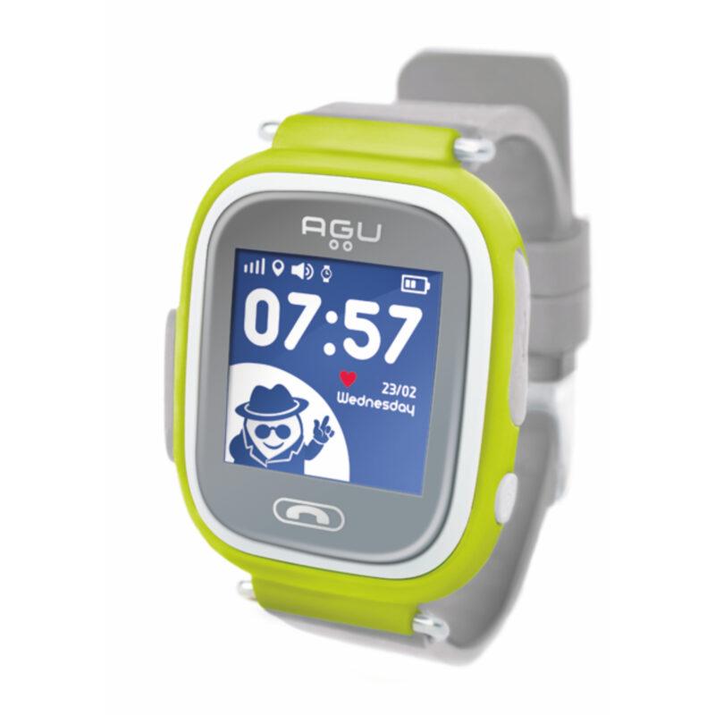 Ceas cu GPS pentru copii Mr Securio 1